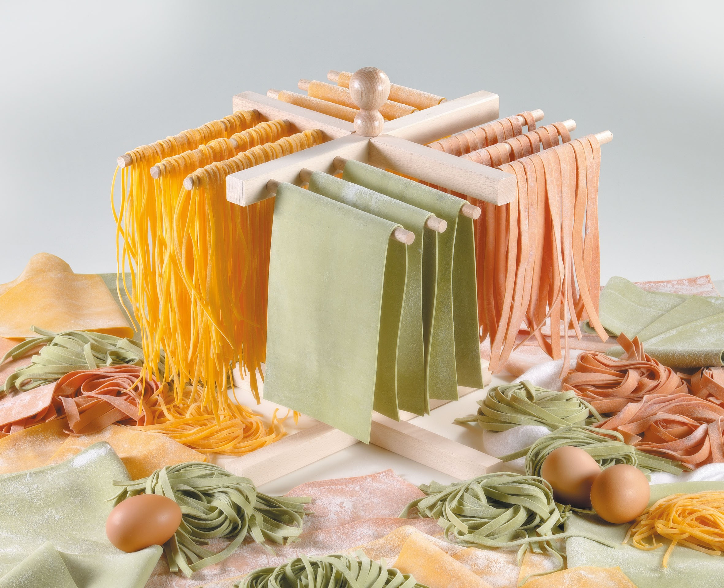 Изготовление спагетти своими руками 27