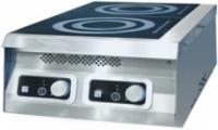 Плита 2 конфорочная индукционная ITERMA ПКИ-2ПР-550/850/250