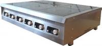 Плита 6 конфорочная индукционная ITERMA ПКИ-6ПР-1200/850/250