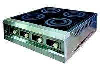 Плита 4 конфорочная индукционная ITERMA ПКИ-4ПР-840/850/250