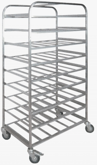 Стеллаж для подносов ITERMA СТР 67К-420/500/1500