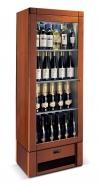 Шкаф винный Enofrigo EASY WINE темный орех