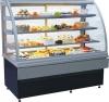 Прилавок холодильный кондитерский ES SYSTEM K CARINA 1,0 серебро