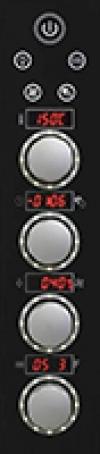 GIERRE MEGA 1040DG панель