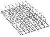 Решетка Rational GN 1/1 для ребрышек гриль 6035.1018